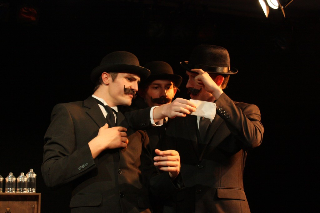 The Three Faces Of Doctor Crippen [0147]