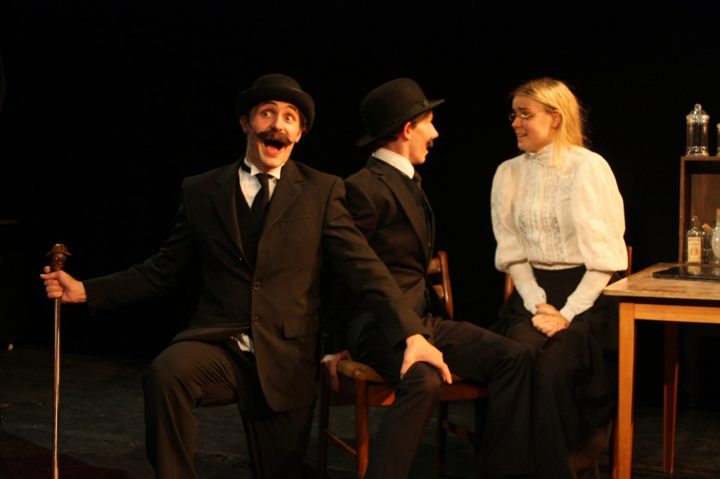 The Three Faces Of Doctor Crippen [0198]